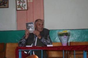Олексій Бойко на презентації в Калинівці