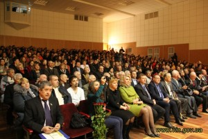 Письменницьке свято в мистецькому центрі ВДПУ ім. М. Коцюбинського