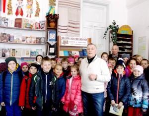 Рабенчук в школі_