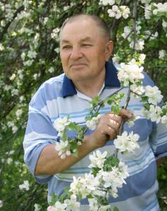 Волошенюк в цвіту