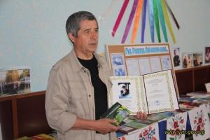 Каменюк - лауреат премії Бортняка-2017