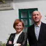 Наталка Доляк та Сергій Татчин - лауреати премії імені М. Коцюбинського
