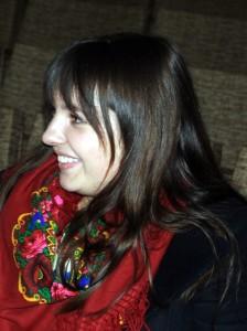 Вероніка Ганай