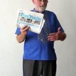 """Вадим Вітковський оголошує про занування премії """"Бурштинова зоря"""""""