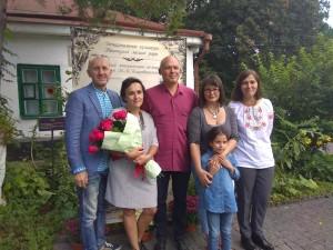 Вінницькі письменники з Ганною Осадко