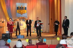 Тиврівчан вітає Жанна Дмитренко