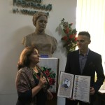 Олена Вітенко та Олег Донець