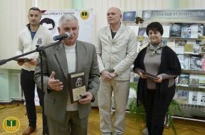"""Нагородження лауреатів премії """"Кришталева вишня"""""""