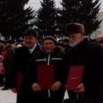 Віктор Цимбал, Василь Шаройко, Вадим Вітковський