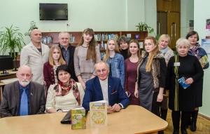 Володимир Яворівський у Вінниці