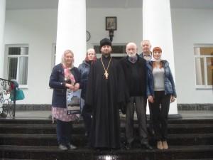 В Лемешівському монастирі
