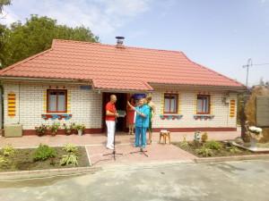 Музей у селі Шарапанівка