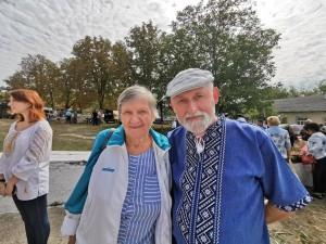 Ніна Гнатюк і Вадим Вітковський