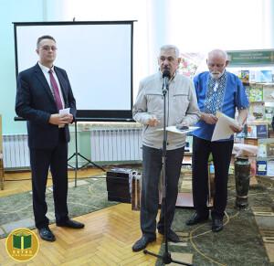 Віктор Мельник - лауреат премії ім. В. Забаштанського за 2020 р.