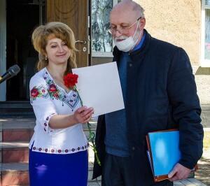 Вітковський і альчак в селі Тарасівка на Добрянському_110521_2