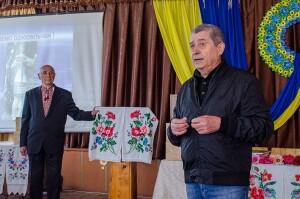Виступає Михайло Каменюк
